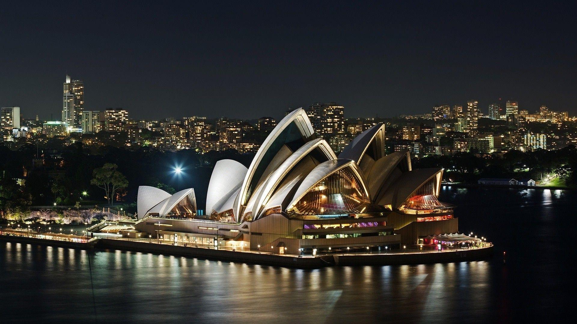 Sydney Opera House Wallpapers 1920x1080