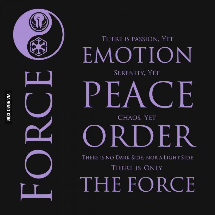 Jedi Wallpaper: Jedi Code Wallpaper