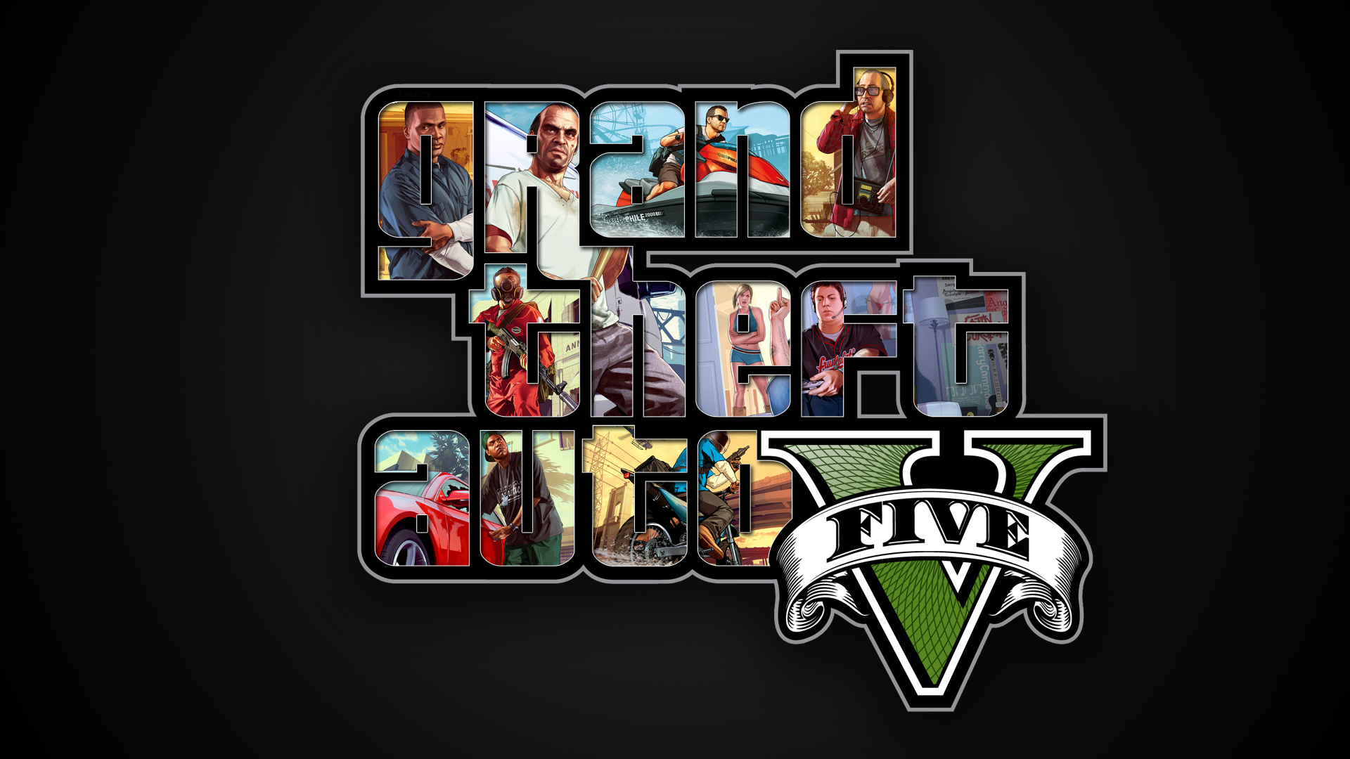 gta v wallpaper by xtiiger watch fan art wallpaper games 2013 2016 1920x1080