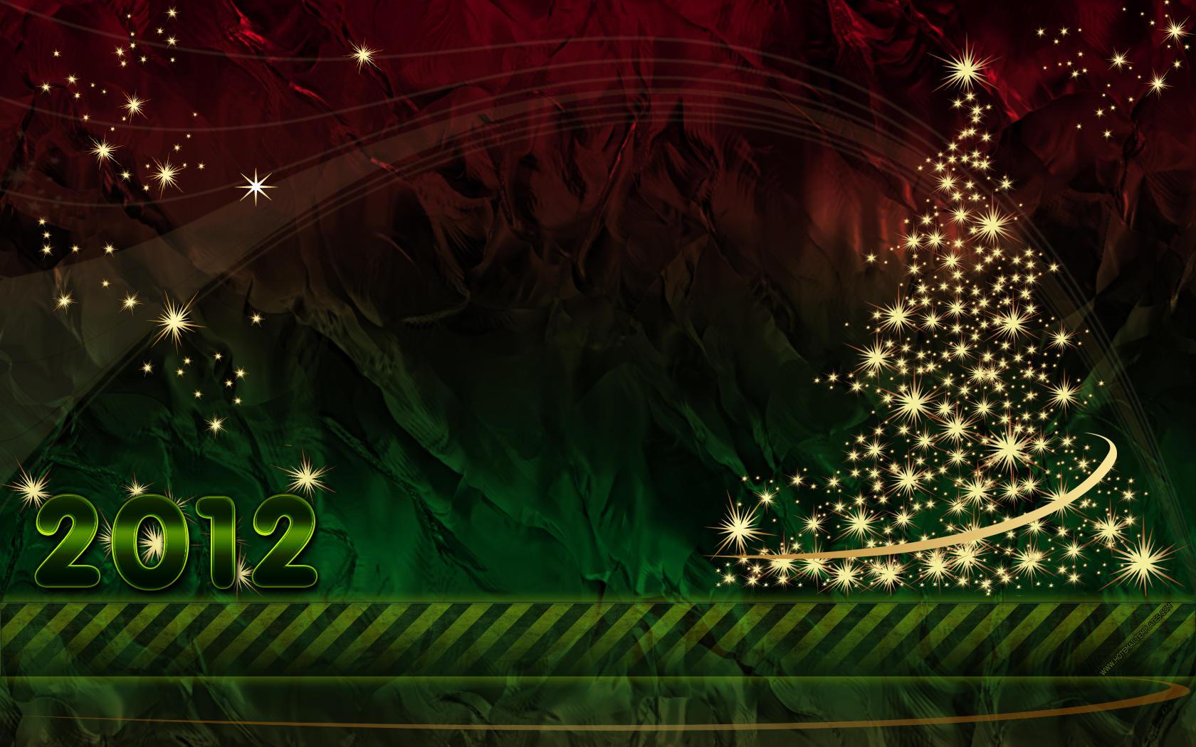 christmas tree wallpaper free