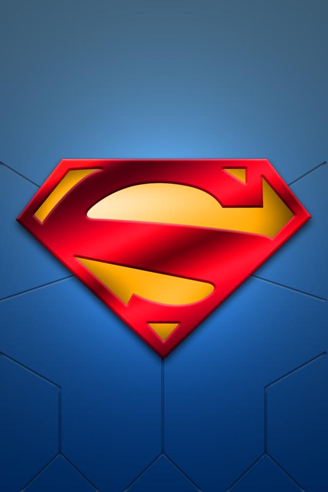 New 52 Superman   iPhone 4s by BadlyDrawnDuck 640x960