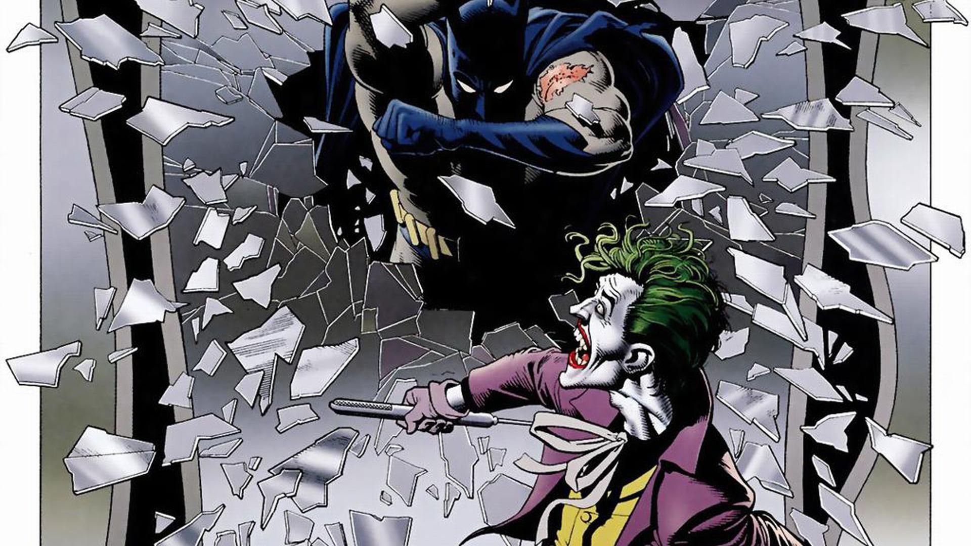 batman dc comics the joker killing joke HD Wallpaper   Funny Humour 1920x1080
