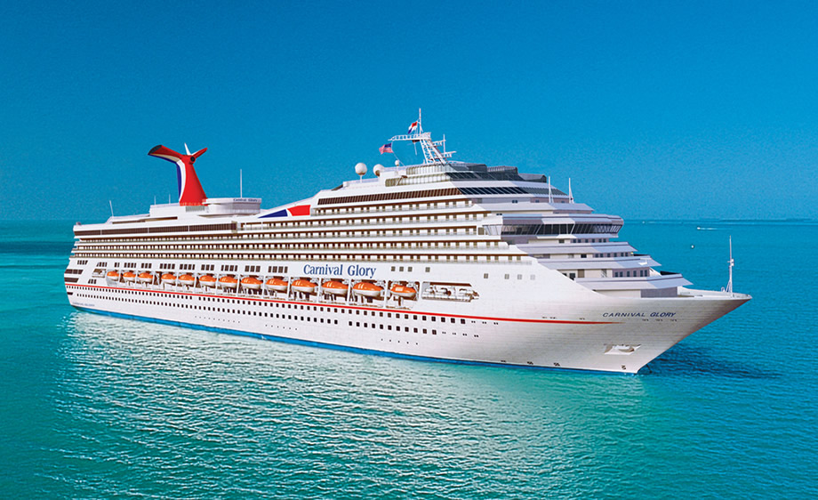 Carnival Glory Carnival Cruise Lines Cruise Direct 920x562