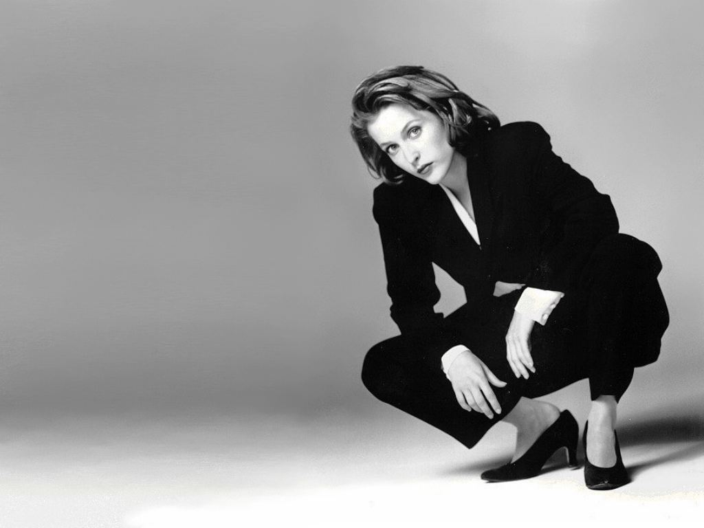 Scully   The X Files Wallpaper 21103034 1024x768