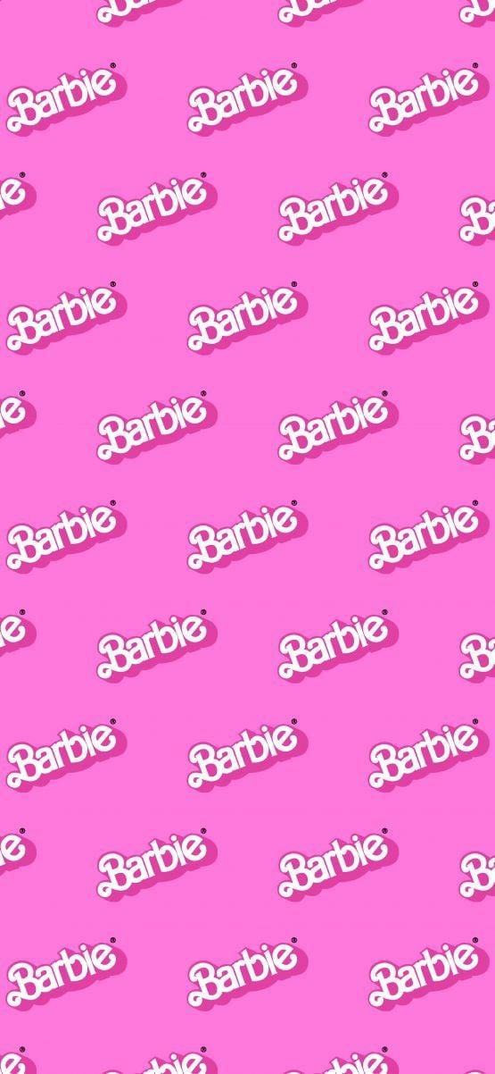 New barbie wallpaper barbie barbie background iPhone X 555x1202