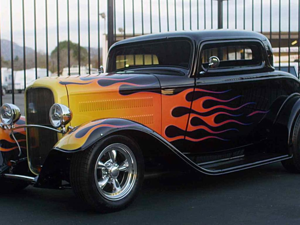 1932 FORD HOT ROD COUPE WALLPAPER   47422   HD Wallpapers 1024x768