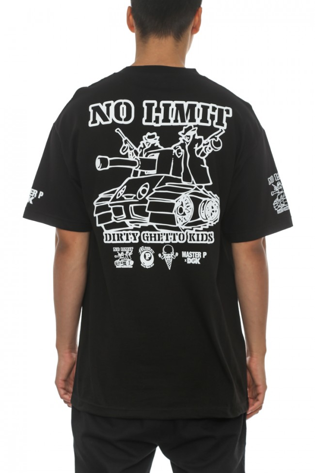 Home Tops T Shirts No Limit 8 Ball Tee White Foto Artis   Candydoll 650x975