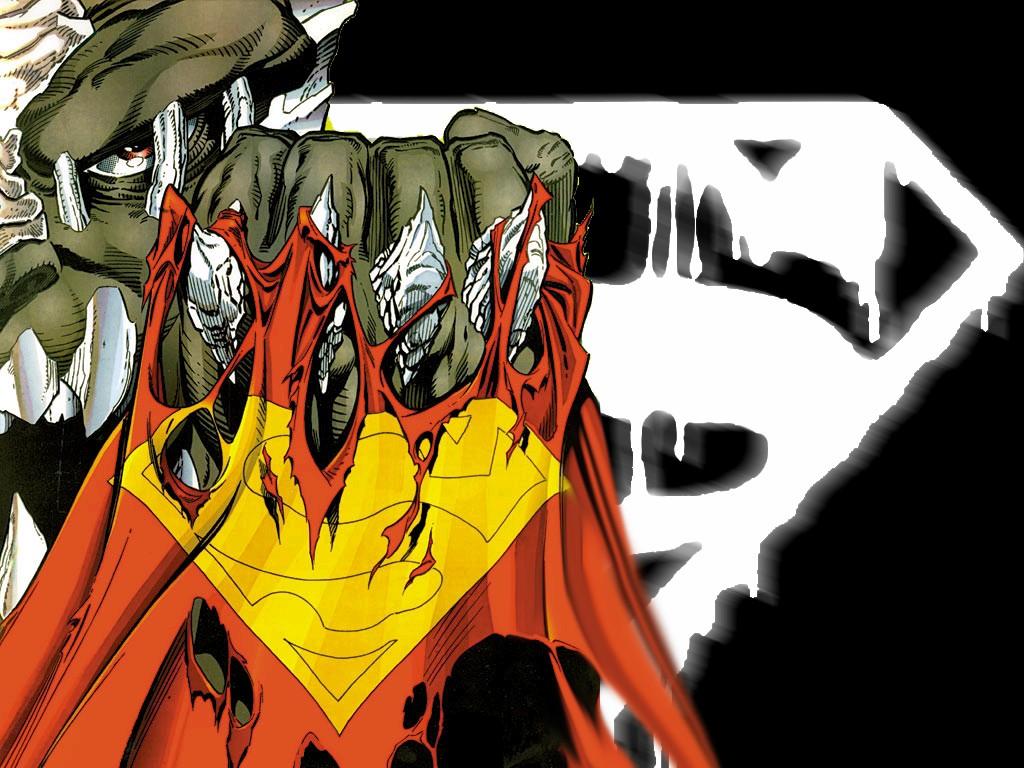 original doomsday dc comics