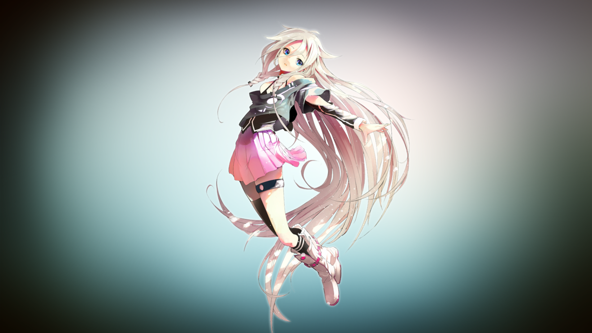 IA Vocaloid Wallpaper Desktop And Mobile Wallippo 1191x670