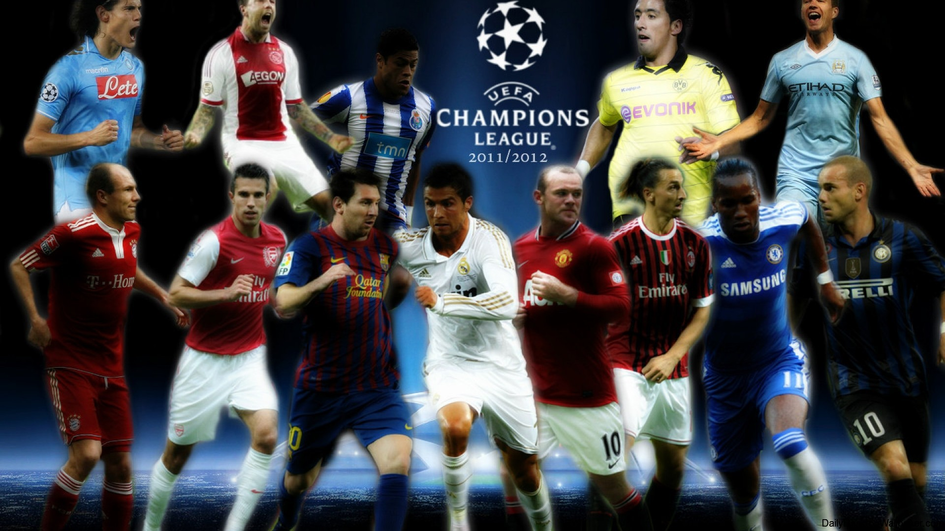 Download champions league wallpaper HD wallpaper 1920x1080
