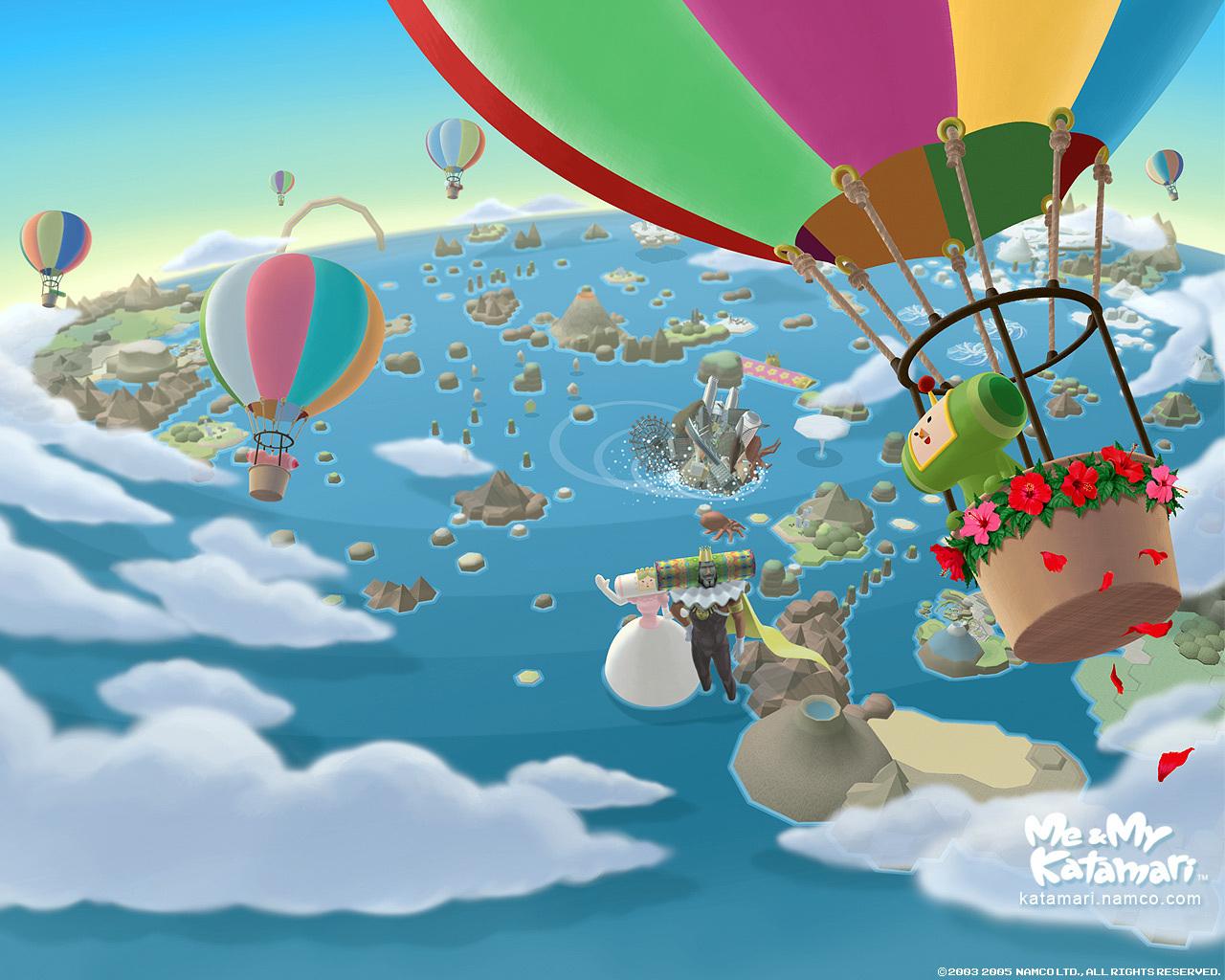 Katamari images Katamari HD wallpaper and background 1280x1024