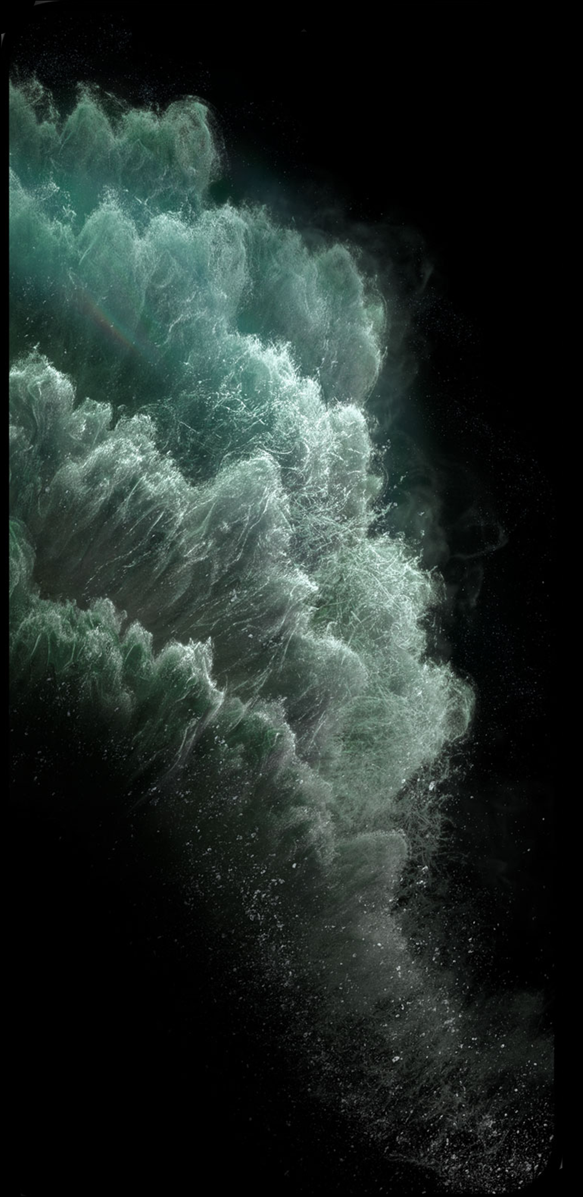 iPhone 11 Pro Wallpaper YTECHB Exclusive ios13wallpaper 1950x4000