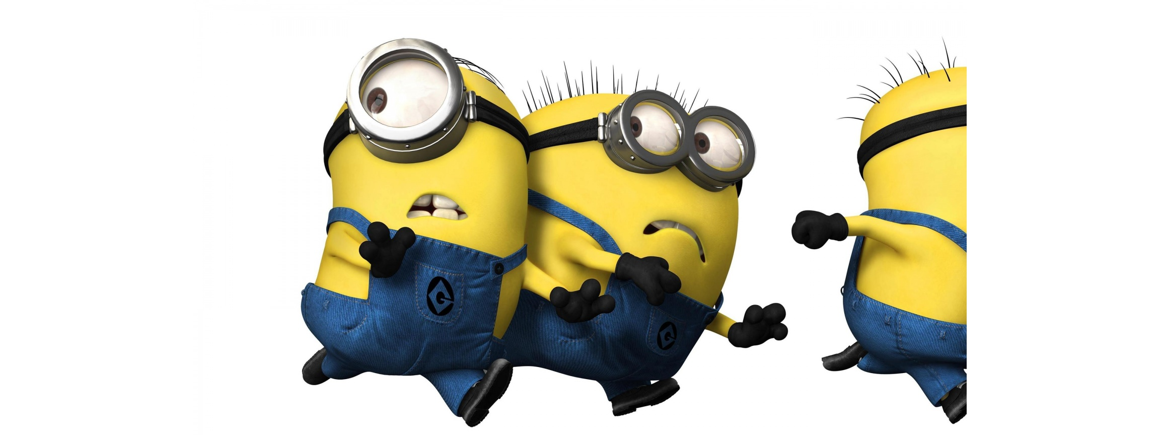 Selected Resoloution 2304x864 wallpaper hd minions Size 282293 2304x864
