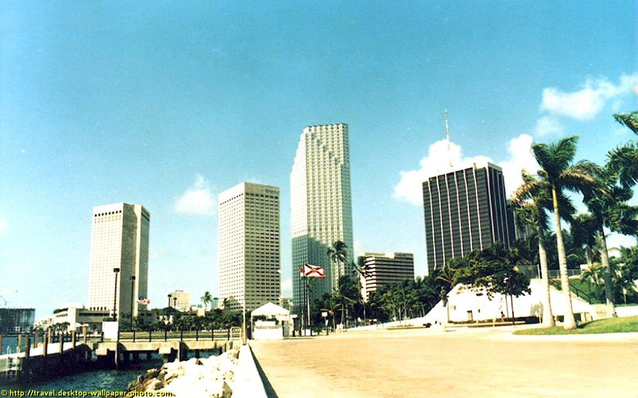 Miami Beach Wallpaper   Background picture 1280x800