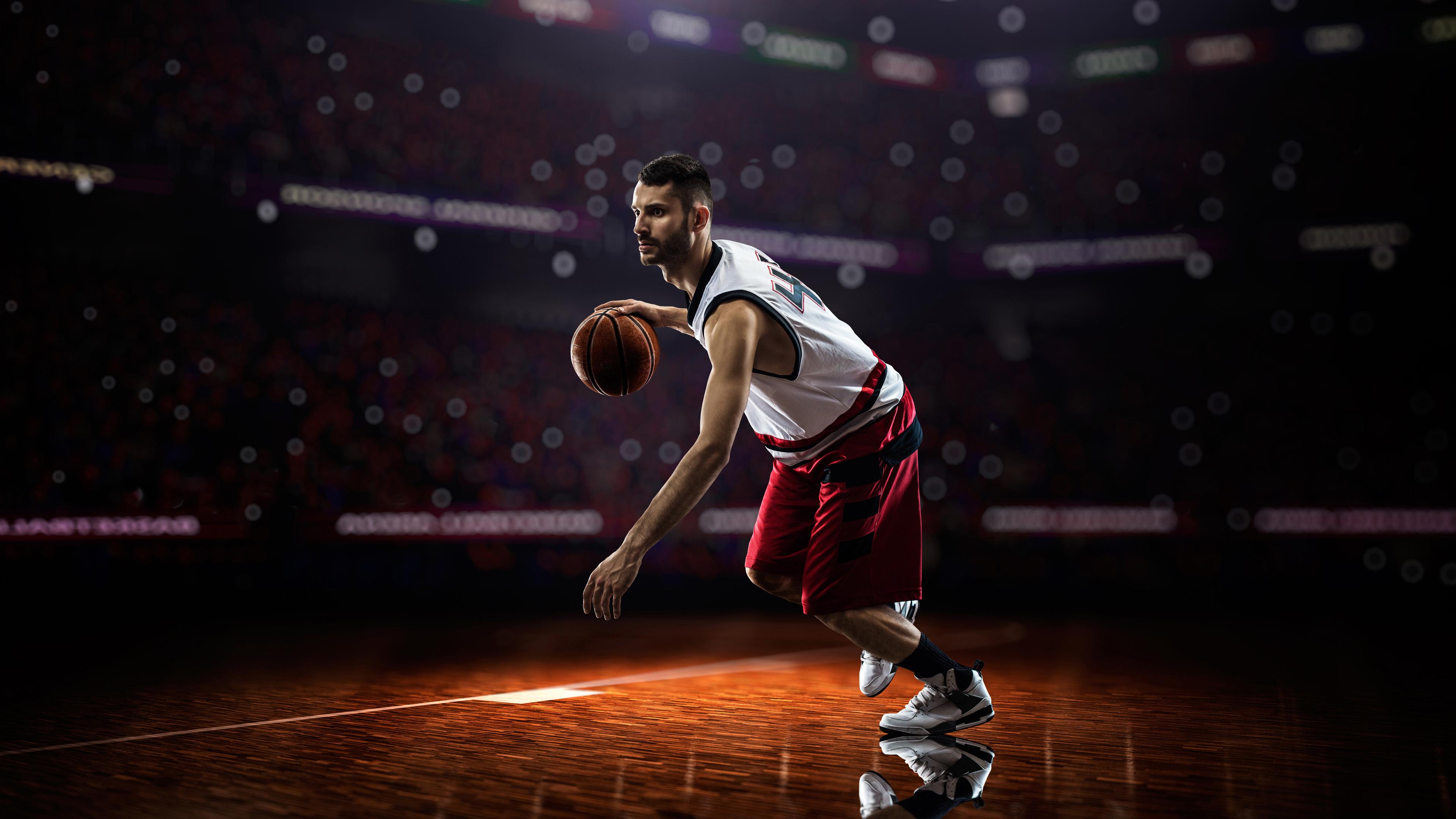 Wallpaper 4k Basketball Player 8k 4k wallpapers 5k wallpapers 8k 3840x2160