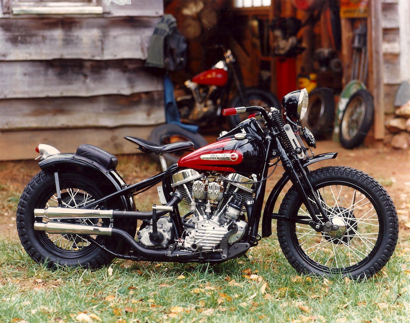 harley sportster chopper for sale Harley Davidson 1948 Panhead TT 1600x1261