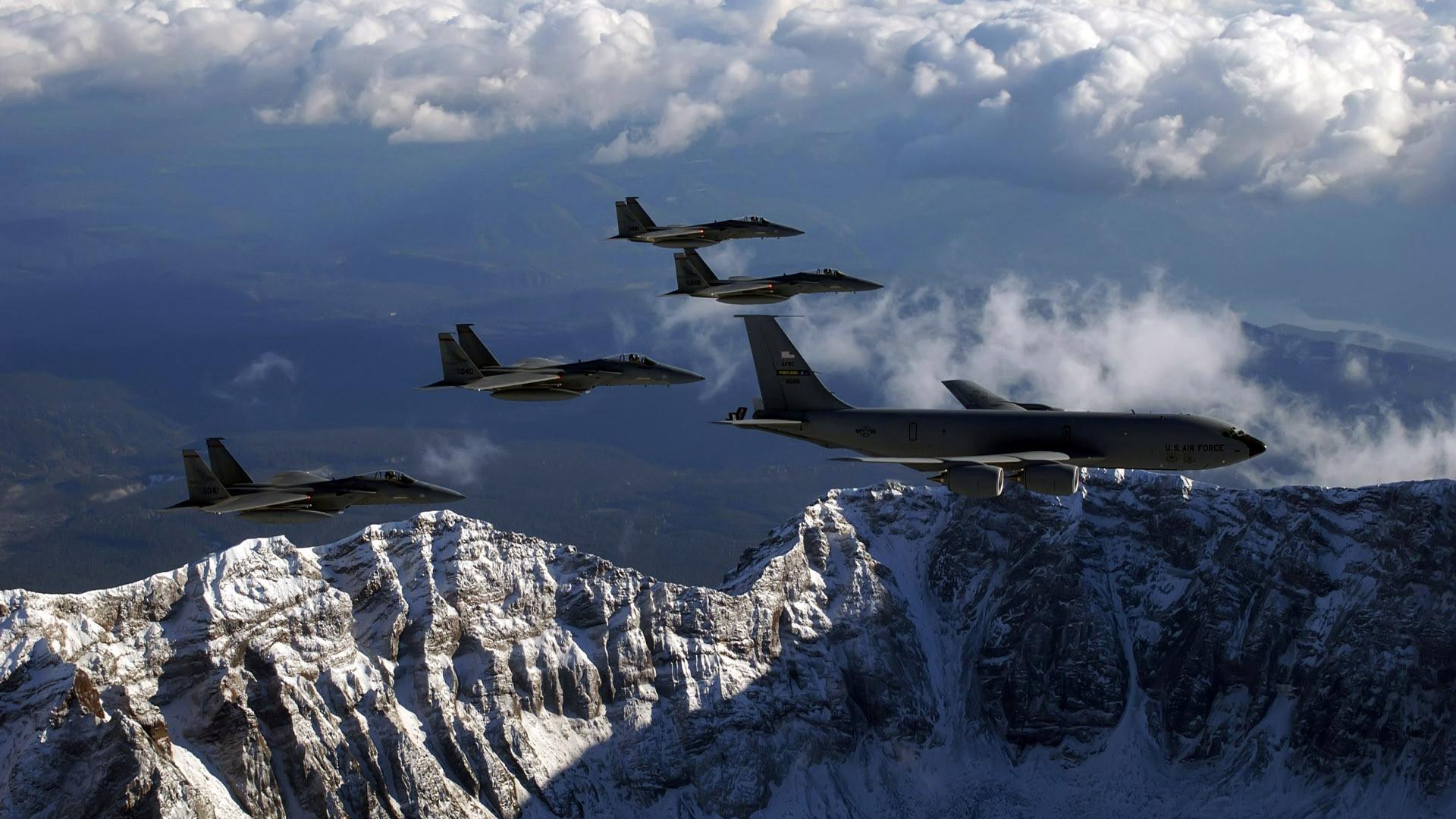 US Air Force Wallpaper HD