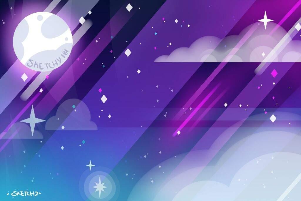 SU Background 1 Magenta nights Steven Universe Amino 1024x683