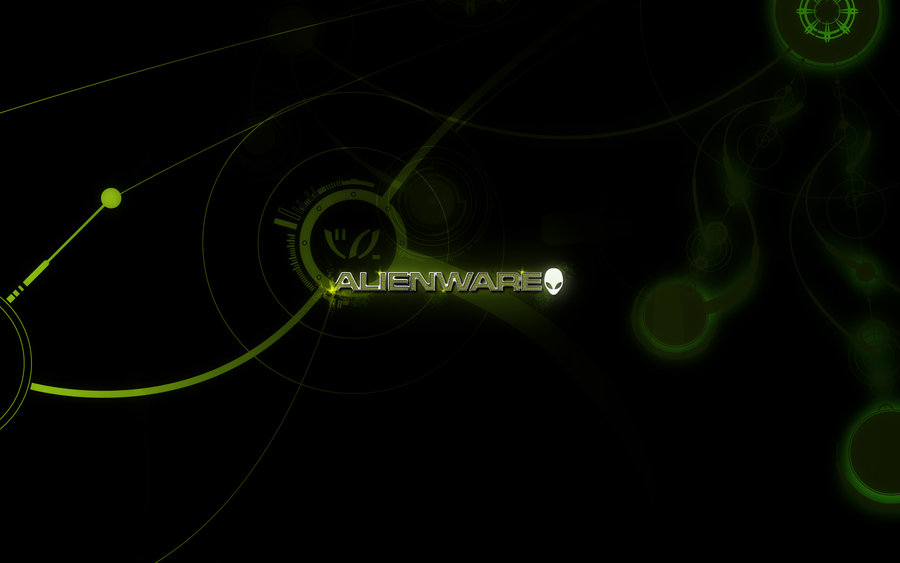 Alienware Wallpaper Green Alienware wallpaper  green 900x563