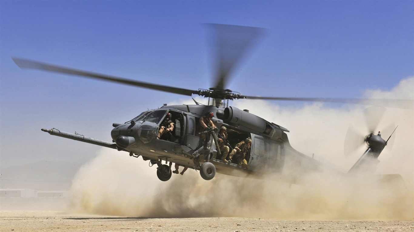 World Best Military Helicopter Photo 2   PhotosJunction 1366x768