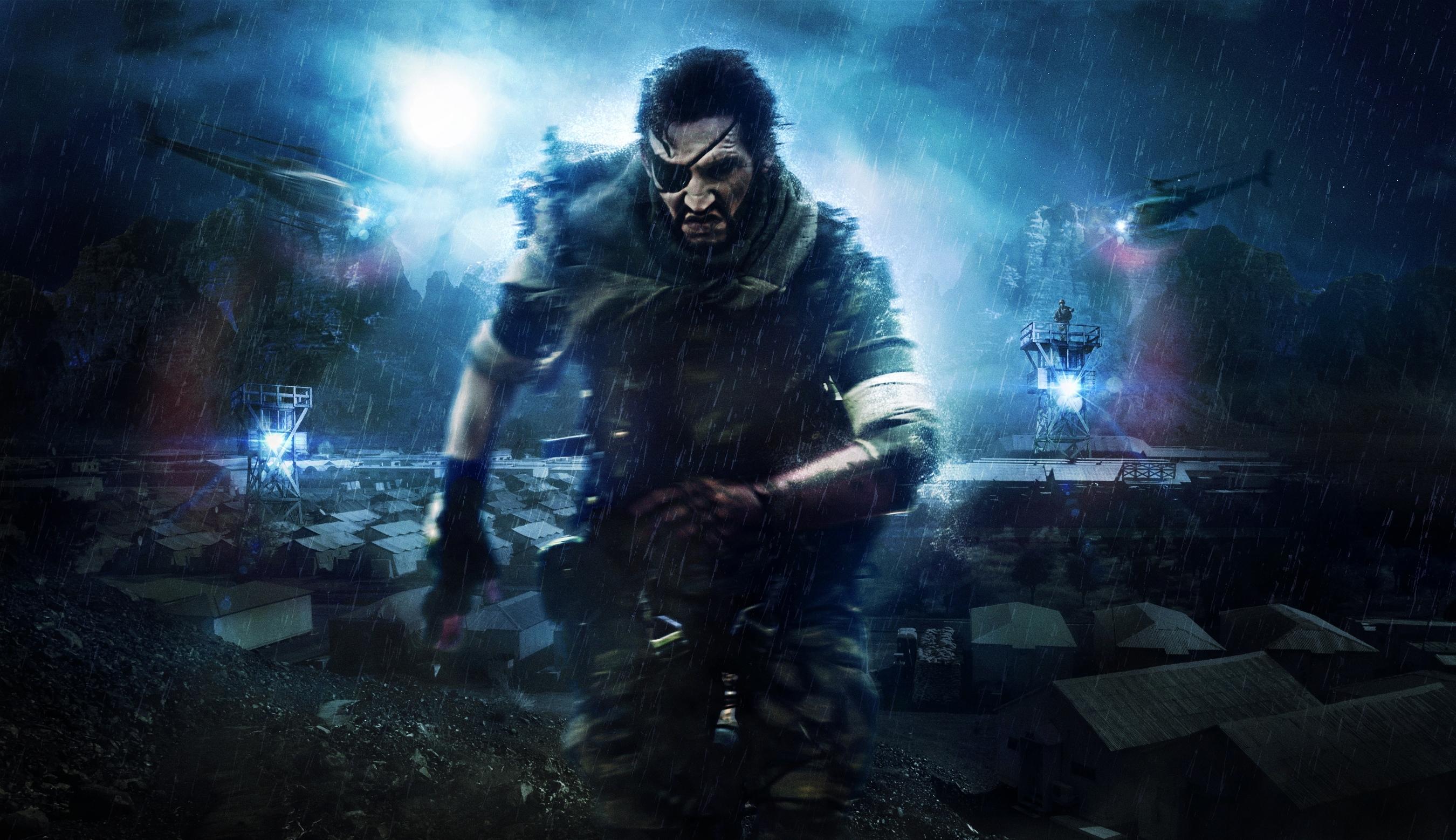 Metal Gear Solid 2 Wallpaper: WallpaperSafari
