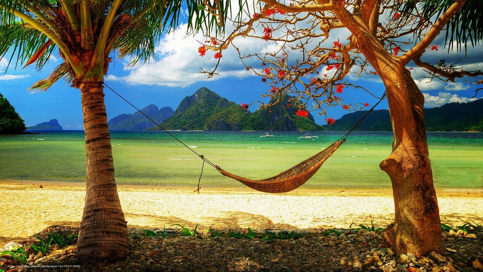 wallpaper caribbean paradise sunshine sea desktop wallpaper 1600x900