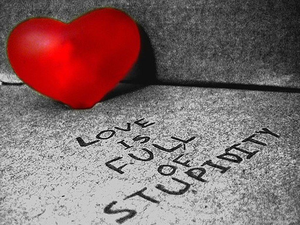 Wallpapers Heart Broken 1024x769