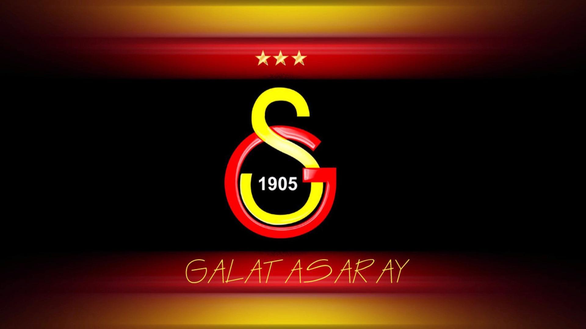 Galatasaray FC Football Logo HD Wallpaper of Football 1920x1080