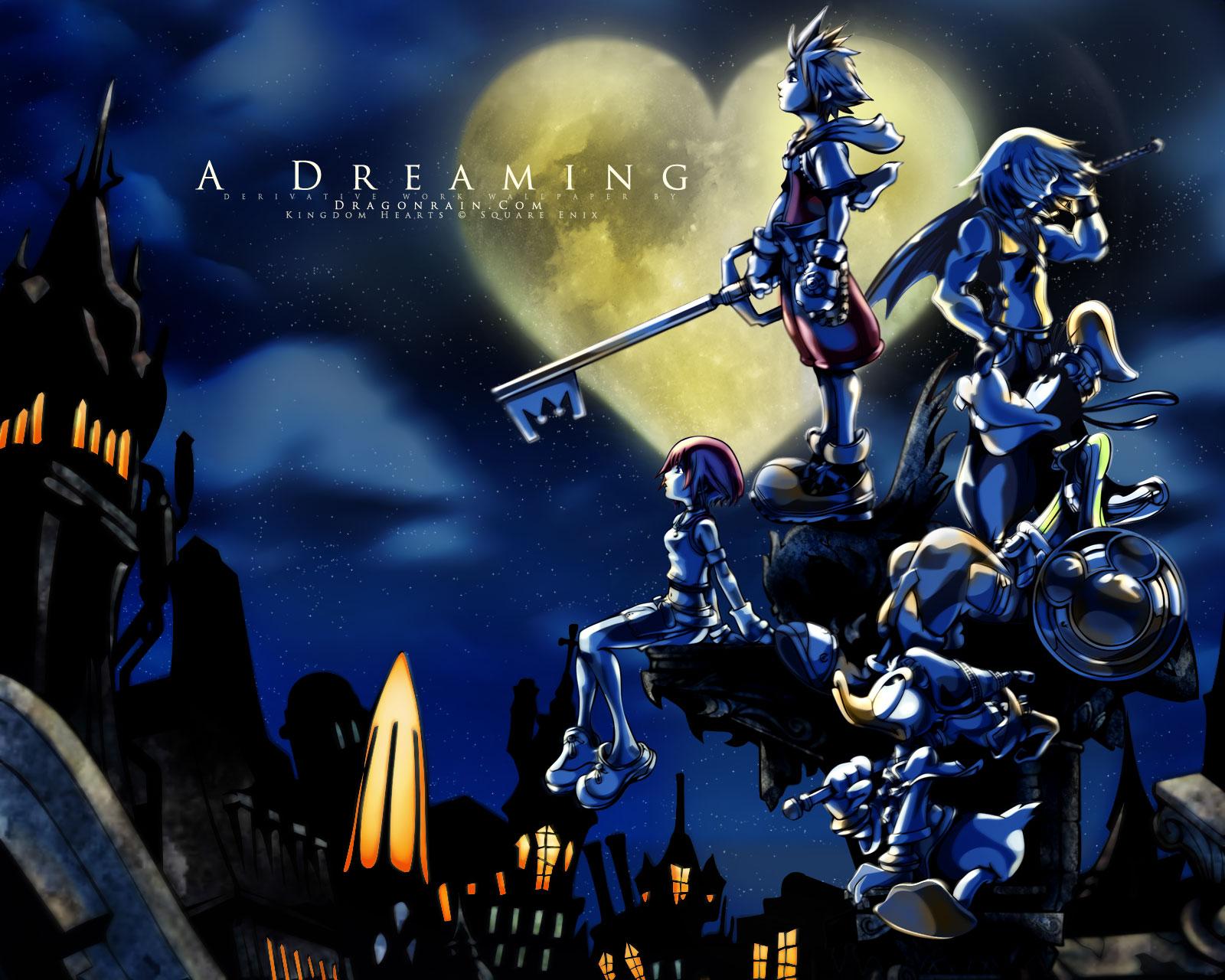 Kingdom Hearts   Fandoms Wallpaper 31616011 1600x1280
