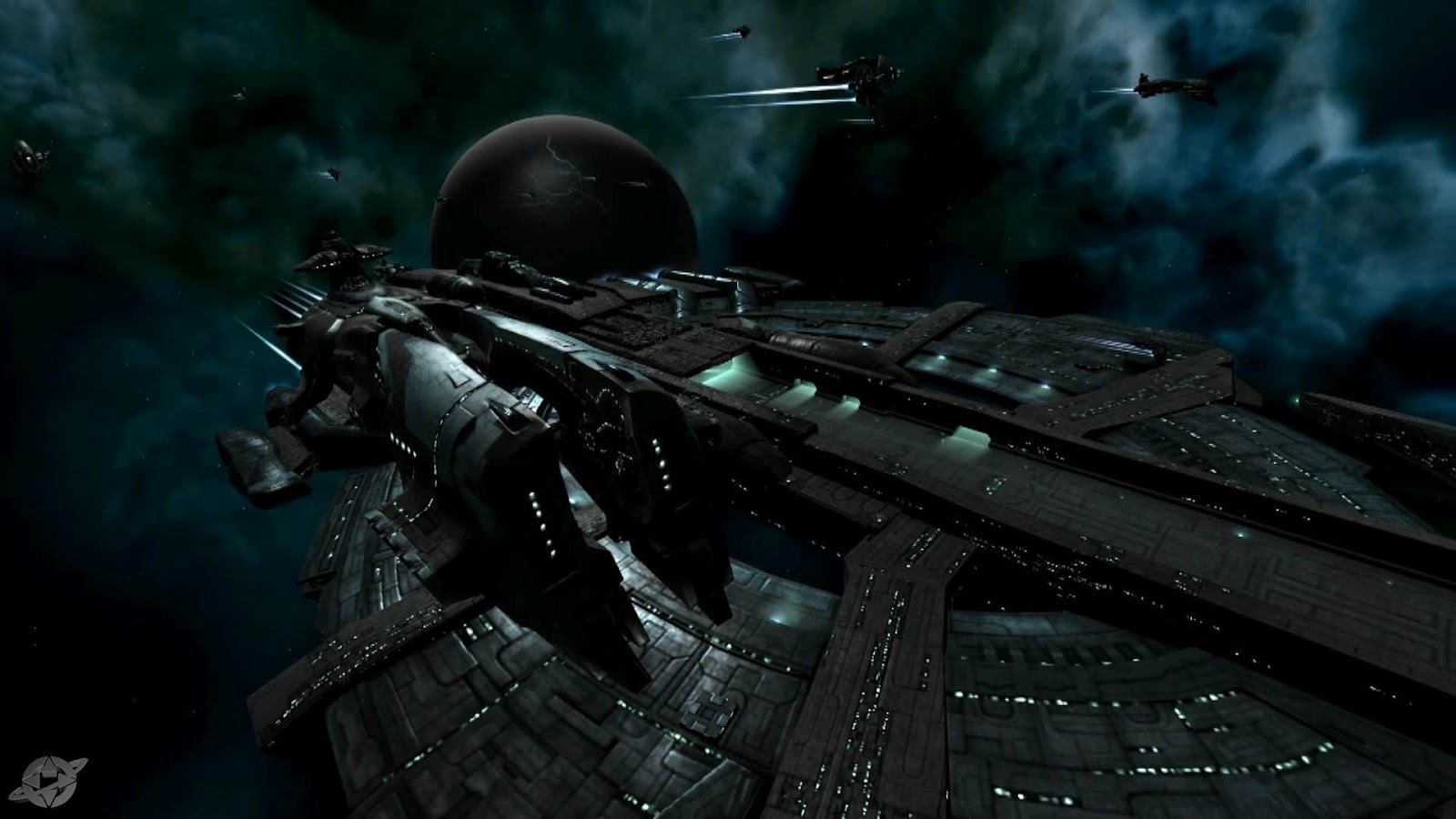EVEOnlineWallpaper3 EVE Online Wallpaper in Ful HD 1080p 1600x900