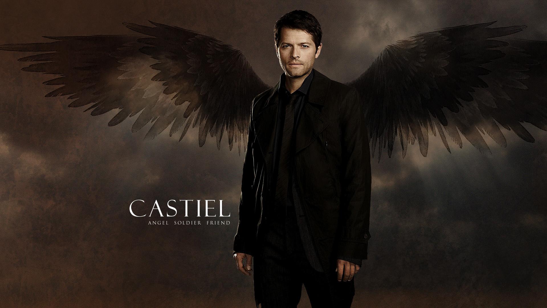Castiel Dark Angel by drksde 1920x1080