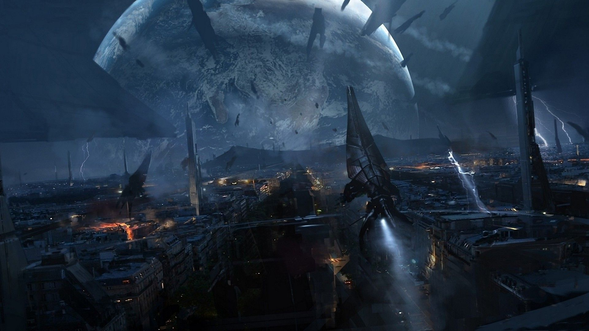 Free Download Mass Effect Wallpaper 16604 1920x1080 For Your