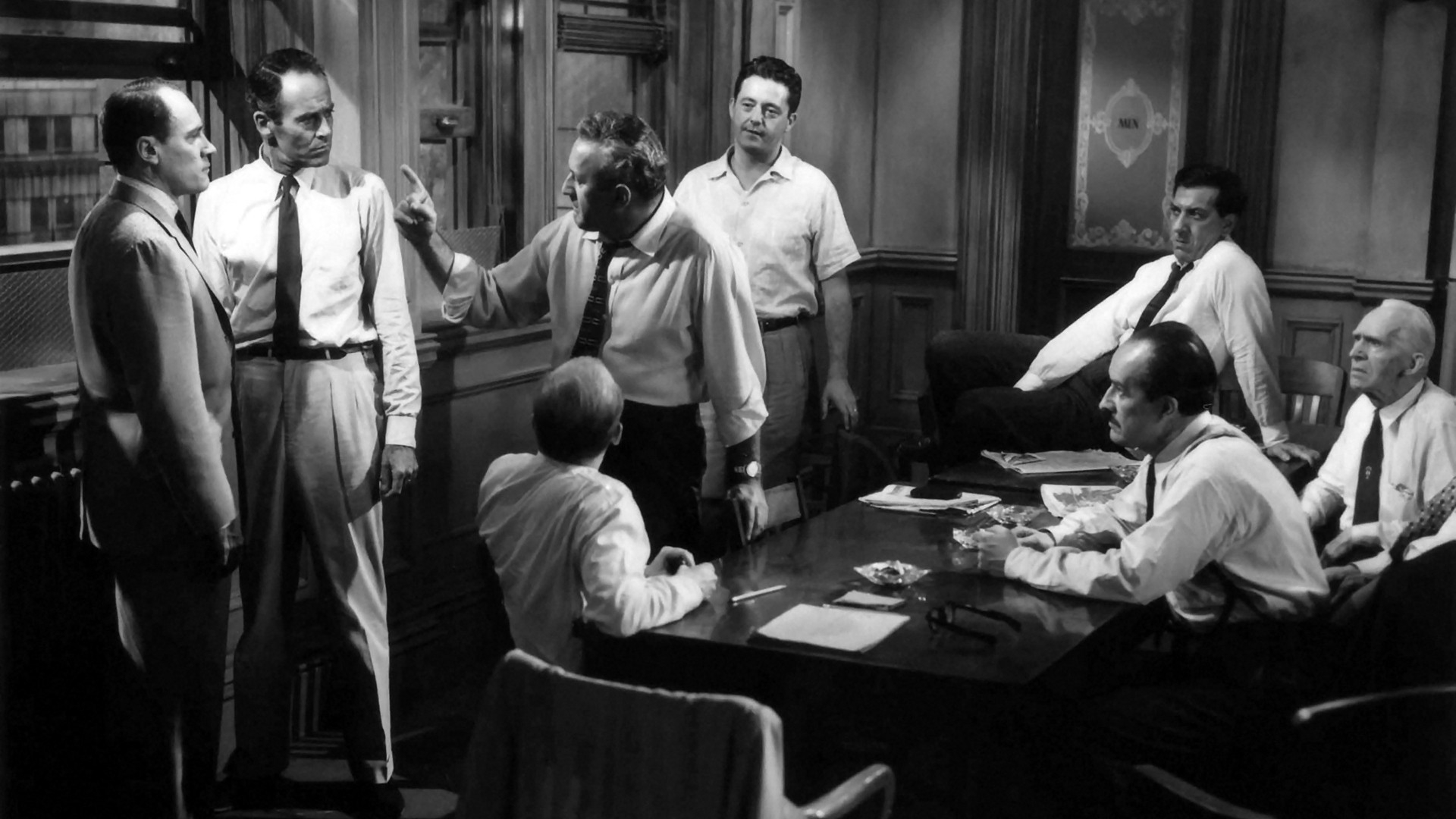 12 Angry Men Wallpaper   12 Angry Men Wallpaper 1920x1080 68842 1920x1080