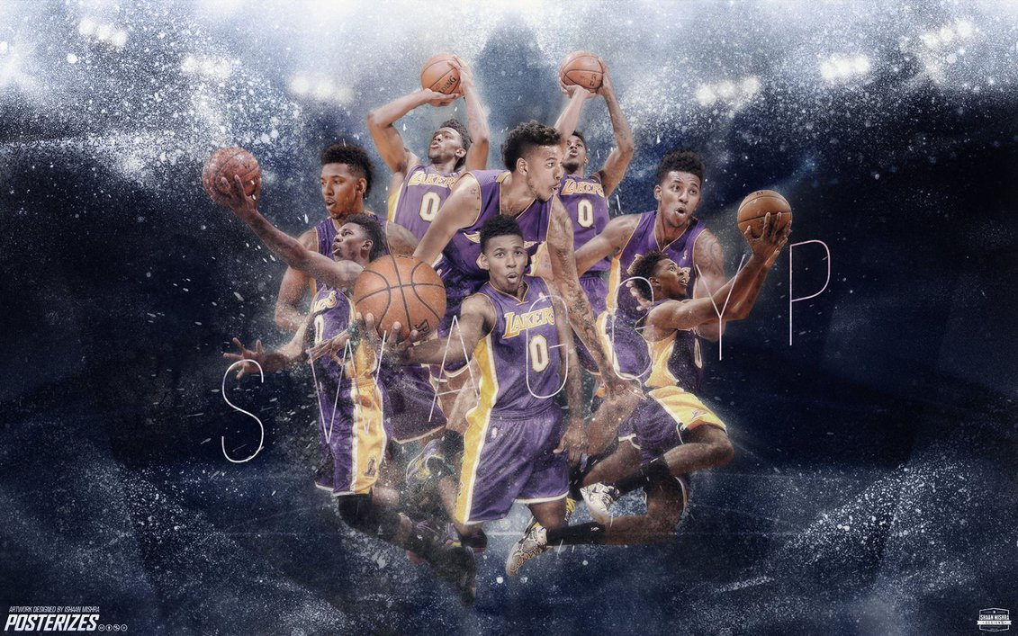 Nick Young Wallpaper by IshaanMishra 1131x707