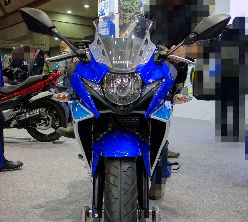 2019 Suzuki Gixxer 250 engine images leaked   AutoPortal 800x716
