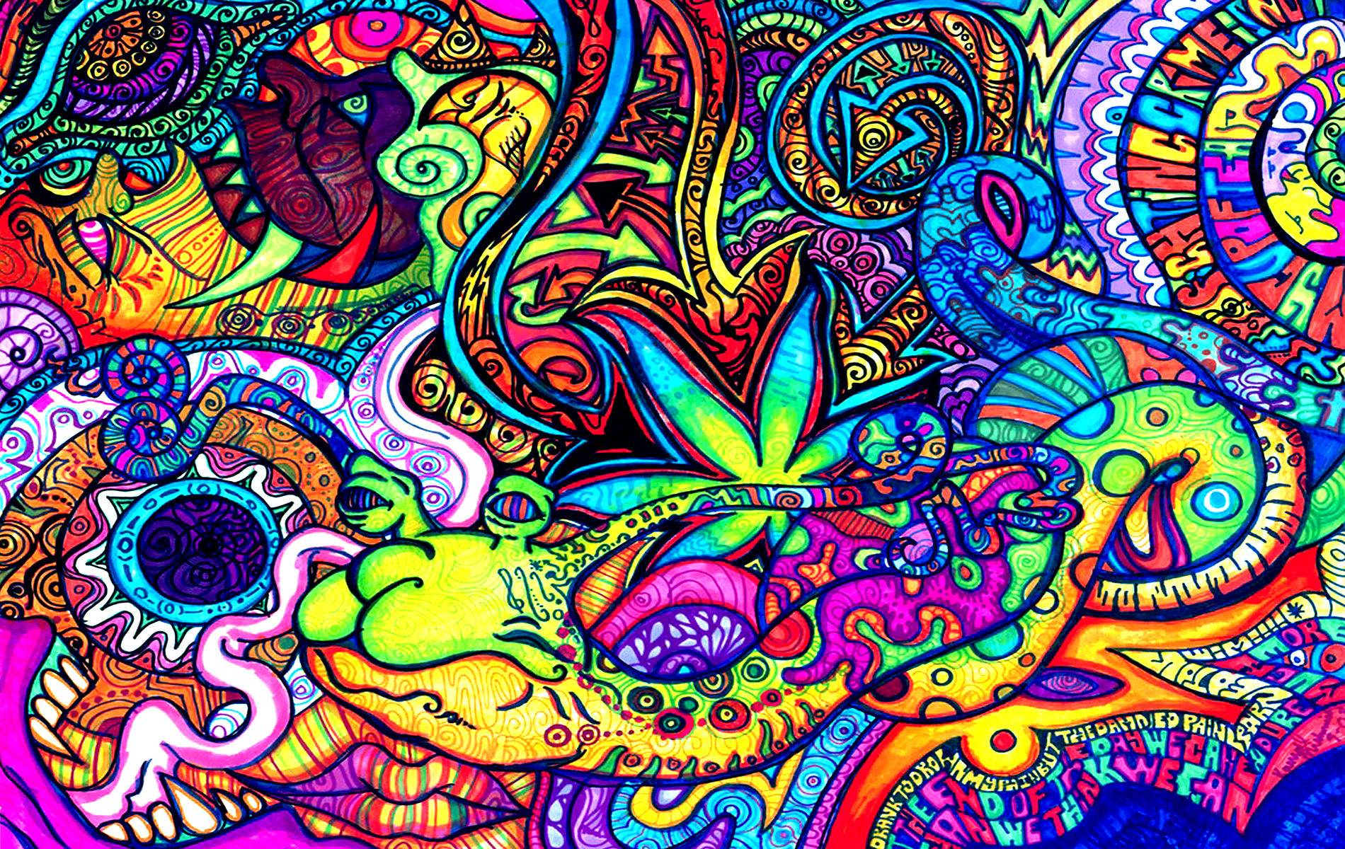 Trippy Laptop Wallpapers   Top Trippy Laptop Backgrounds 1900x1200