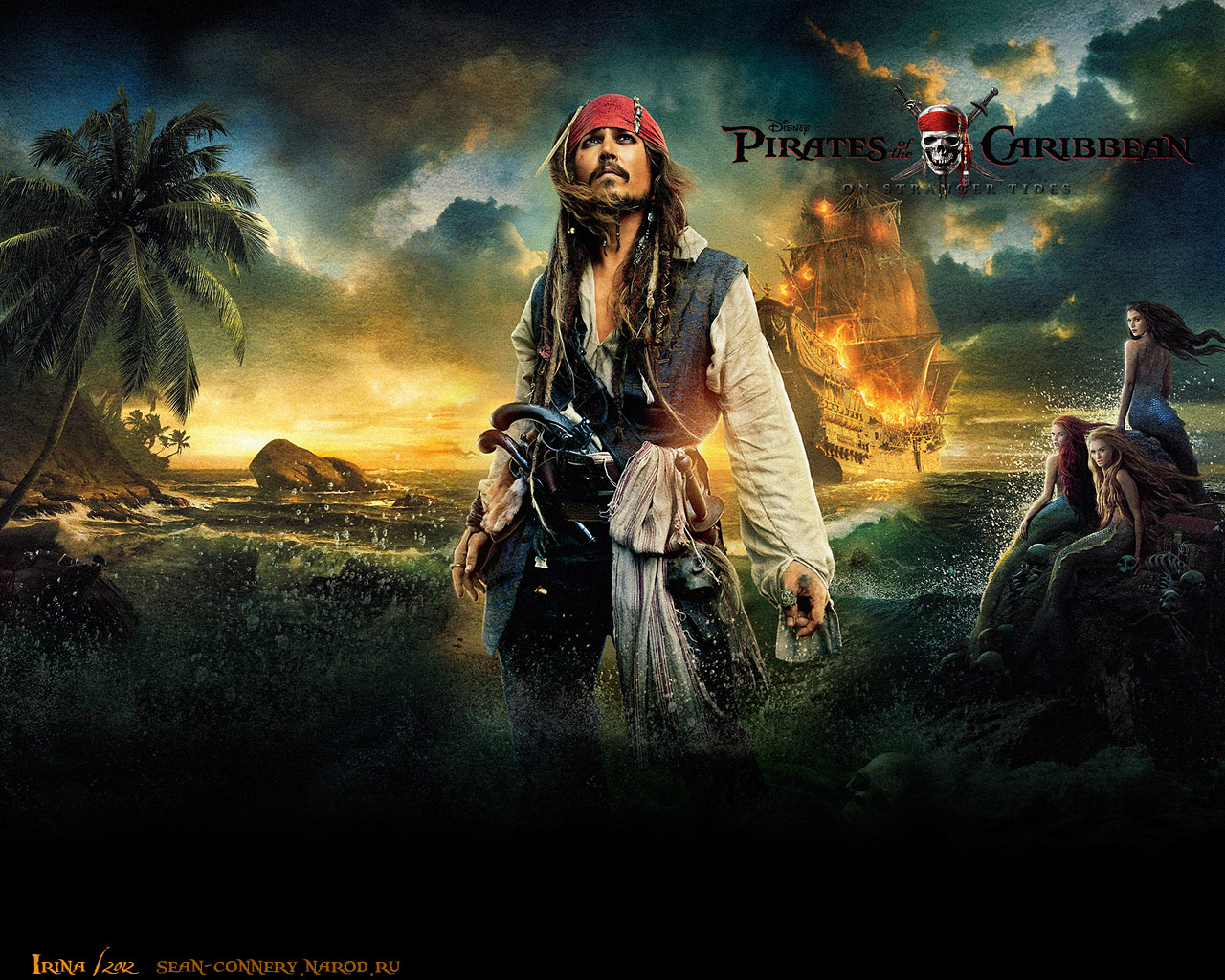 75 Pirates Of The Carribean Wallpapers On Wallpapersafari