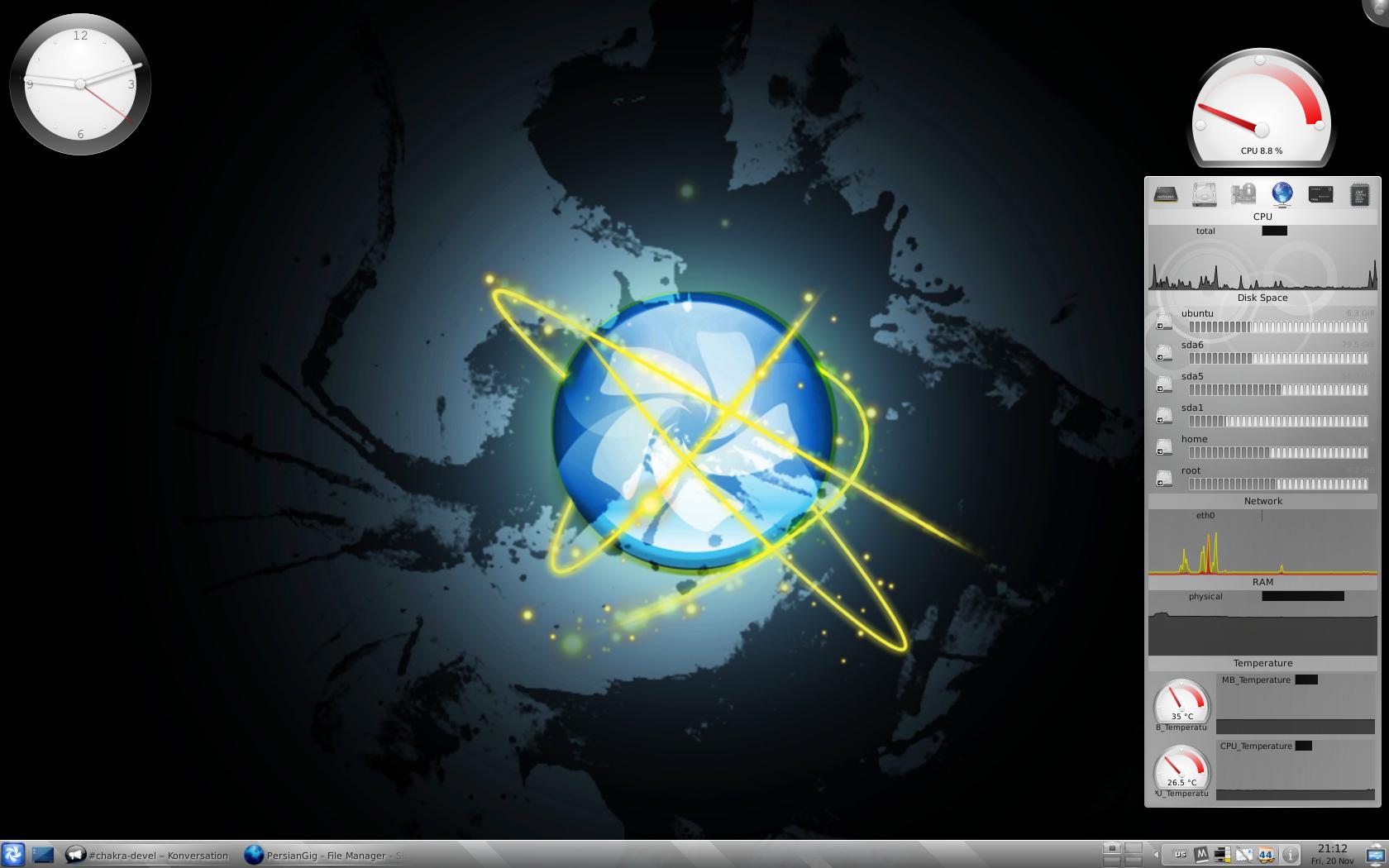 Back Gallery For chakra desktop wallpaper 1680x1050