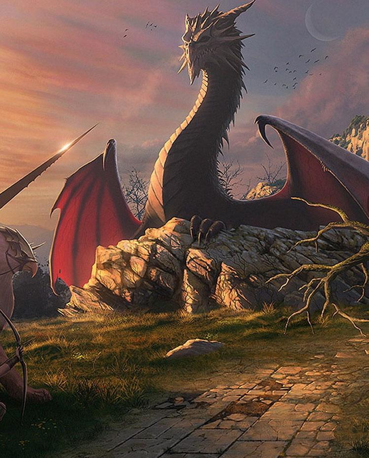 [46+] Beautiful Dragon Wallpaper On WallpaperSafari