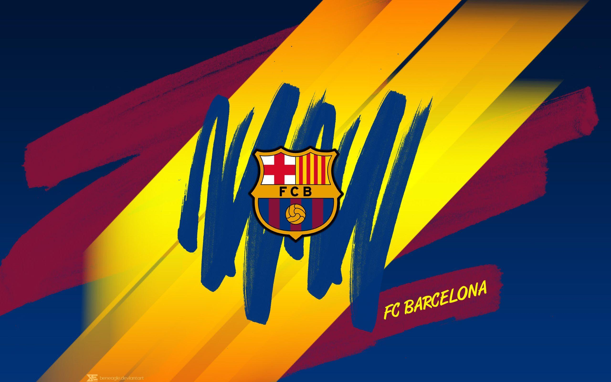 FC Barcelona Wallpapers 2016 2560x1600