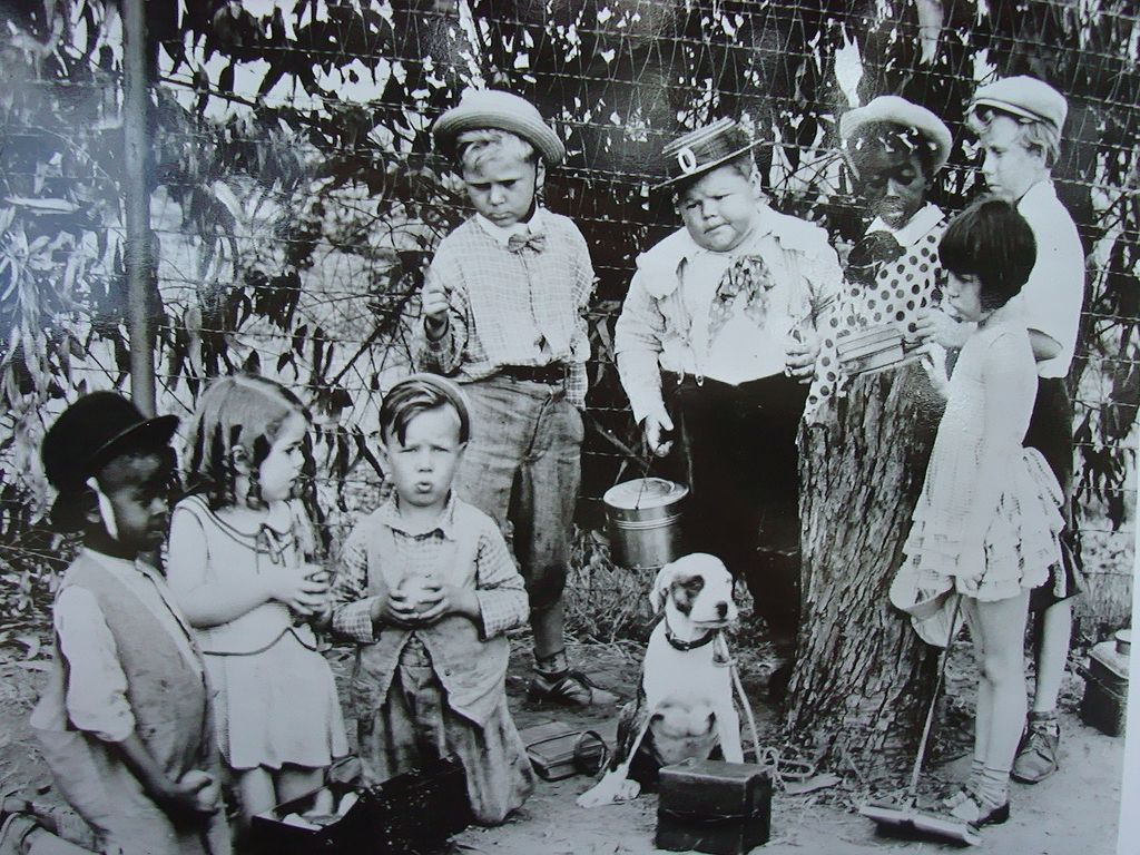 1920s Our Gang Little Rascals Vintage Photo from deadpeoplesthings on 1024x768