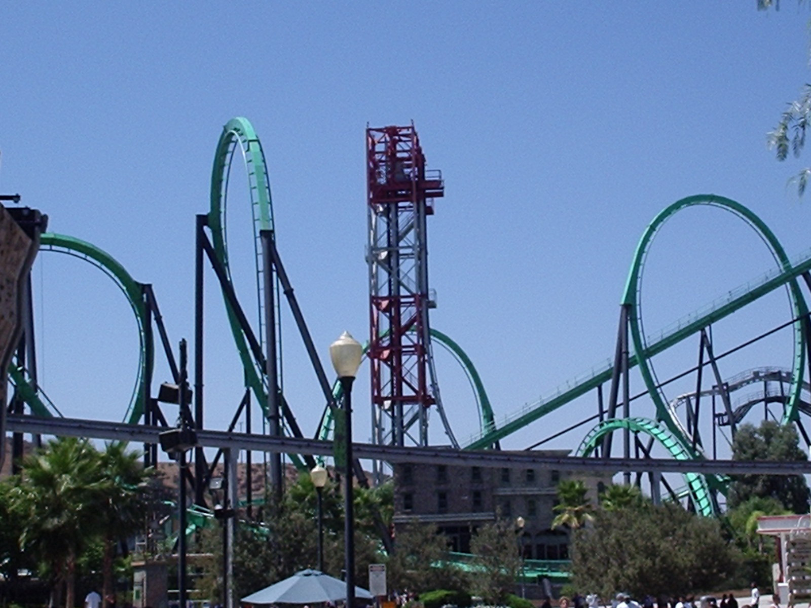 FileFreefall Six Flags Magic Mountainjpg   Wikimedia Commons 1600x1200