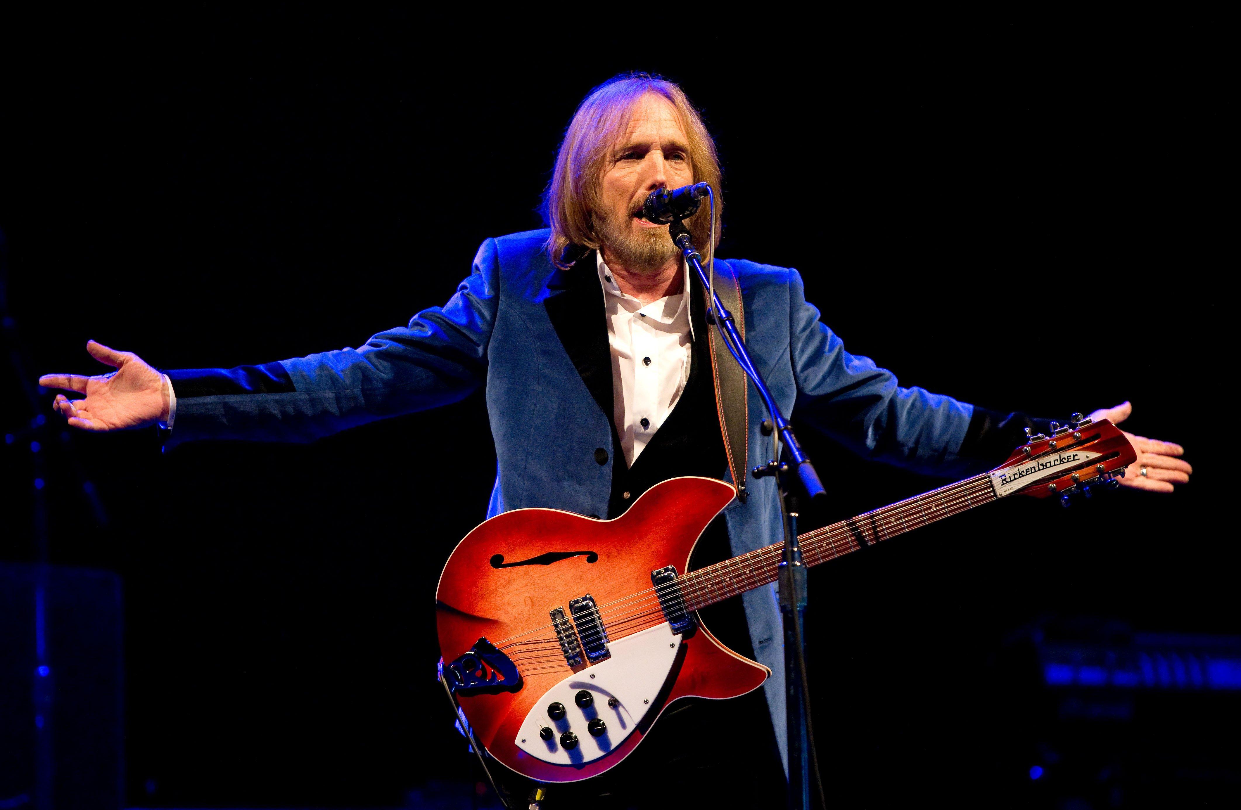 TOM PETTY HEARTBREAKERS rock heartland blues hard tom petty wallpaper 4246x2772