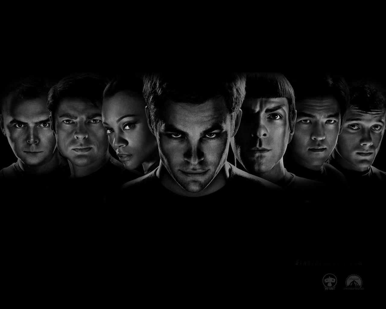 Star Trek Movie Cast Exclusive HD Wallpapers 4325 1280x1024