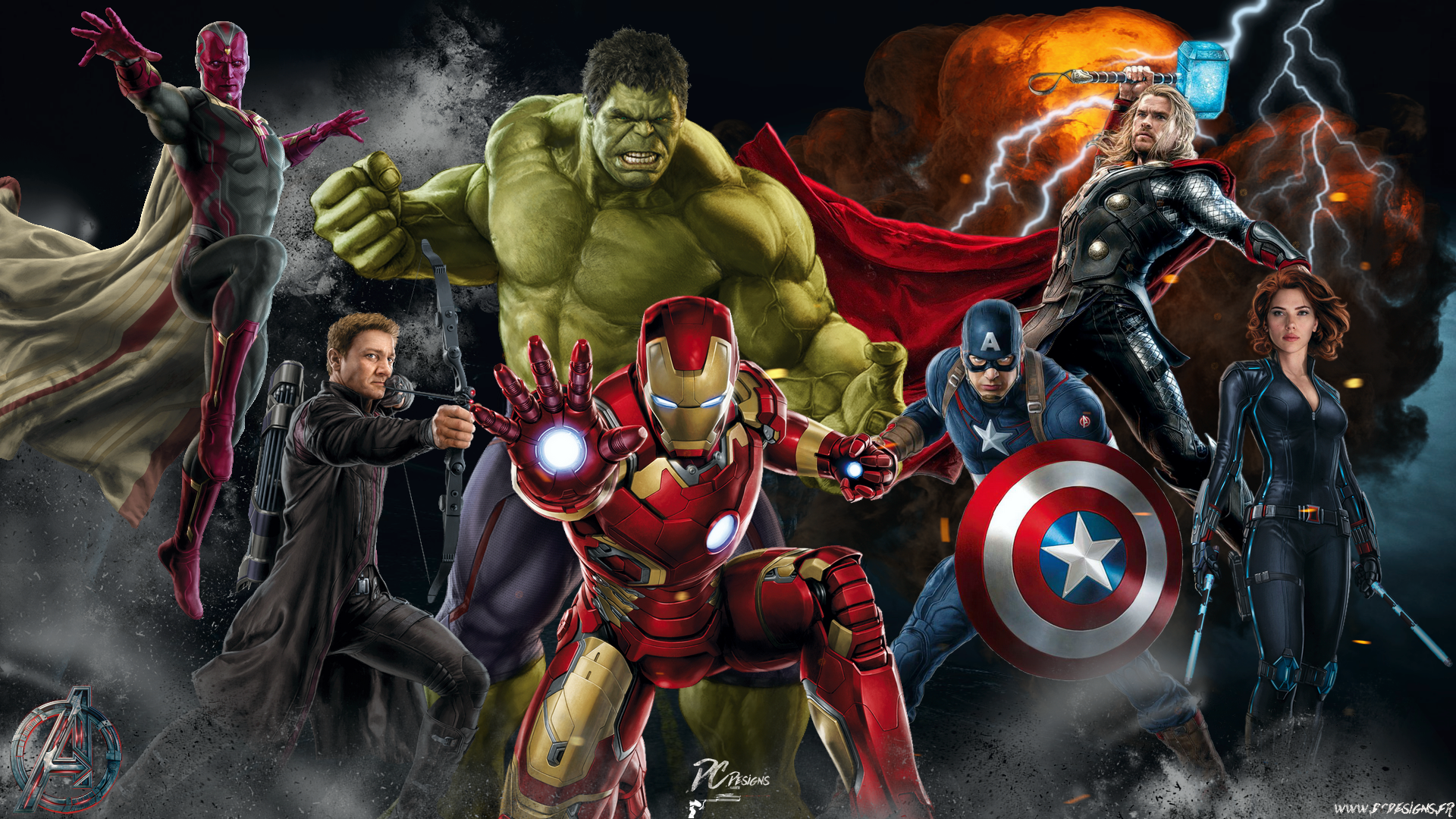1450 Marvel Comics HD Wallpapers Background Images 1920x1080