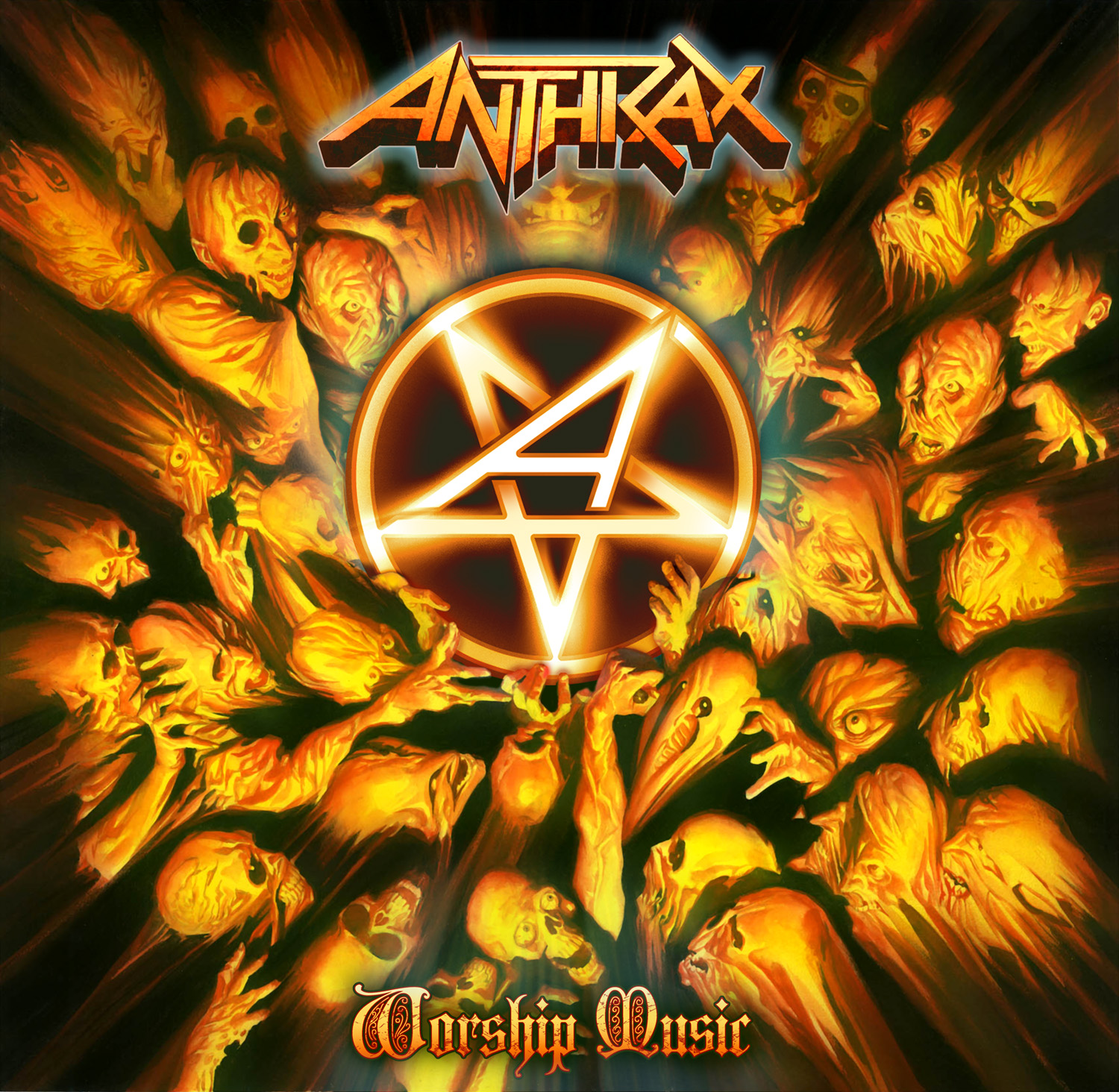 Anthrax Wallpapers 59 images in Collection Page 1 1500x1464