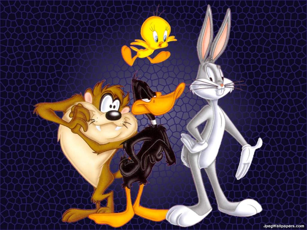 Bugs Bunny wallpaper 1024x768