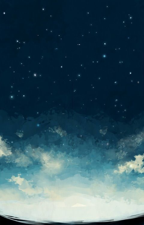 starry night 1080p wallpaper ipad