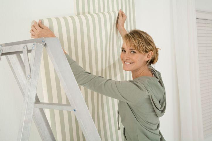 Wallpaper for Renters Apartmentscom Decorating Pinterest 724x483
