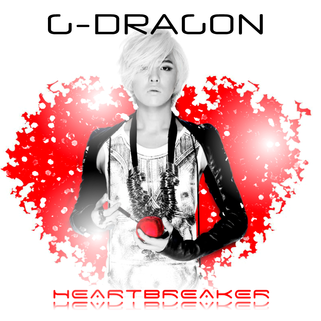 G Dragon Heartbreaker by Awesmatasticaly Cool 1024x1024